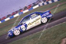 Ford Mondeo Radisich, Donington 1993 World Touring Car Cup race